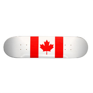 Canada Flag Skate Board Decks