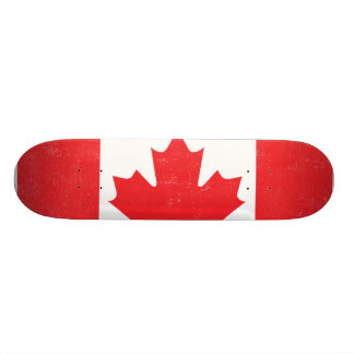 Canada Flag Skateboard Decks