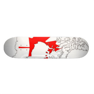 Canada Flag Skateboards