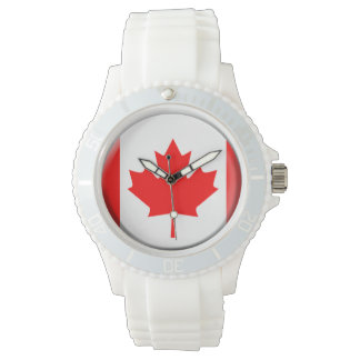 Canada Flag Watch