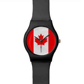 Canada Flag Watch