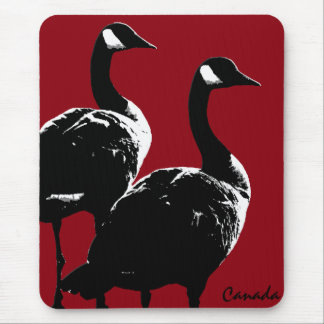 Canada Geese Mousepad Canada Goose Mouse pads