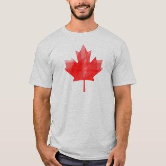 Canada Geo Maple Leaf T-Shirt
