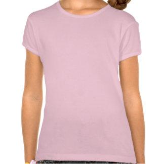 'Canada' Girls' Bella Fitted Babydoll T-Shirt