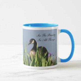 Canada Goose Beauty Inspirational Mug
