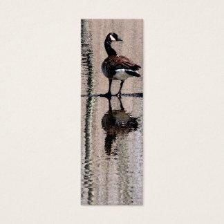 Canada Goose Bookmark Mini Business Card