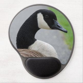 Canada goose gel mouse pad