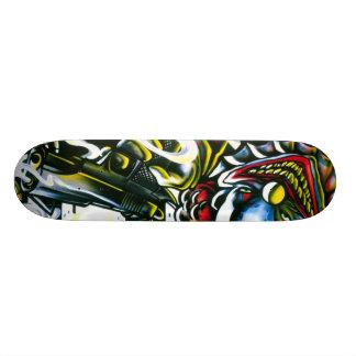 Canada Gun Guy Board Skateboards
