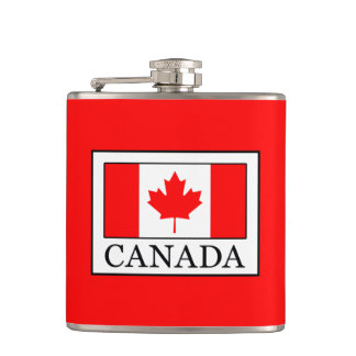 Canada Hip Flask