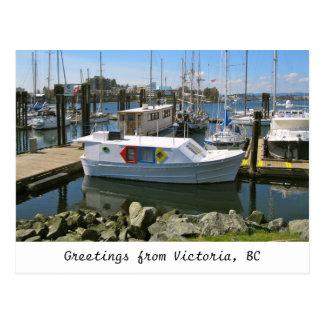 CANADA, Inner Harbour, Victoria, BC Postcard