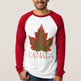 Canada Jersey Autumn Canada Maple Leaf Souvenirs T-Shirt