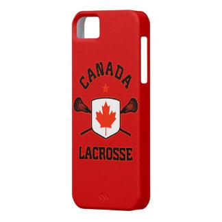 Canada Lacrosse phone case