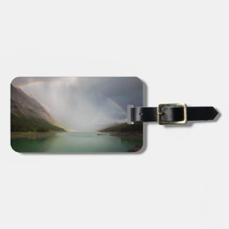 Canada Lake Luggage Tag