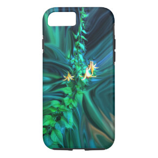 Canada Lilly Abstract Phone Case