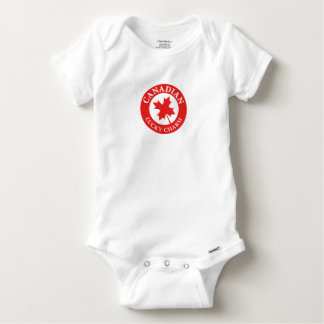 Canada Lucky Charm Luck ED. Series Baby Onesie