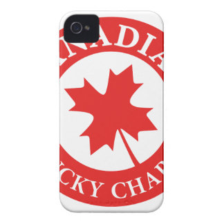 Canada Lucky Charm Luck ED. Series iPhone 4 Case