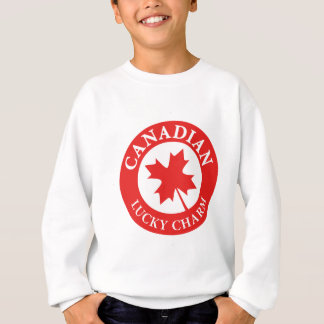 Canada Lucky Charm Luck ED. Series Sweatshirt