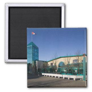 CANADA, Manitoba, Winnipeg: The Forks Market Square Magnet