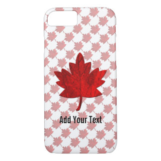 Canada-Maple Leaf by Shirley Taylor iPhone 8/7 Case