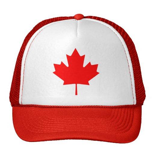 Canada Maple Leaf Trucker Hats