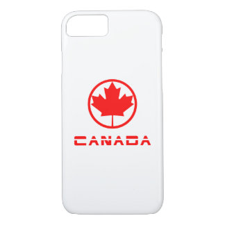 Canada Maple Leaf iPhone 8/7 Case