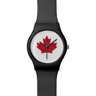 Canada Maple Leaf May28th Wrist Watch
