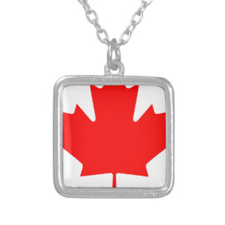 Canada - Maple Leaf Custom Necklace