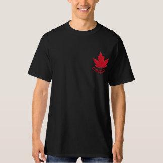 Canada Maple Leaf T-shirt Plus Size Canada Shirt