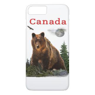 Canada merchansdise iPhone 8 plus/7 plus case