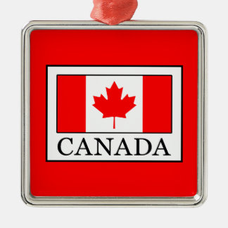 Canada Metal Ornament
