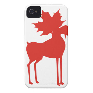 CANADA MOOSE iPhone 4 COVER