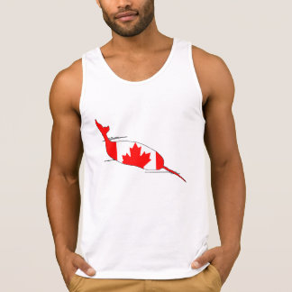 Canada Narwhal Singlet
