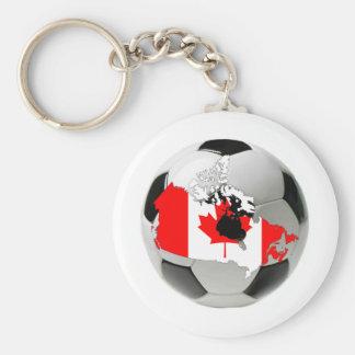 Canada national team key ring