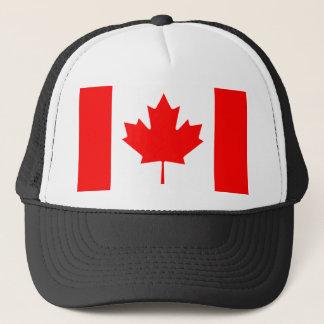 Canada National World Flag Trucker Hat