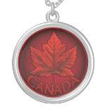 Canada Necklace Canada Flag Souvenir Jewellery