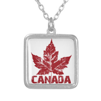 Canada Necklace Cool Canada Maple Leaf Souvenir
