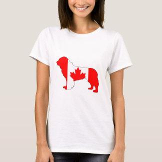 Canada Newfoundland Dog T-Shirt