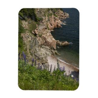 Canada, Nova Scotia, Cape Breton Island, Cabot 3 Rectangular Photo Magnet