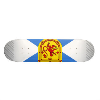 Canada Nova Scotia Flag Custom Skateboard