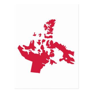 Canada - Nunavut Postcard