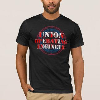 Canada Operating Engineer T-Shirt