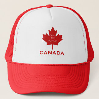 Canada Own The Podium2 Trucker Hat