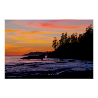 Canada, Pacific Rim National Park Reserve, West Poster