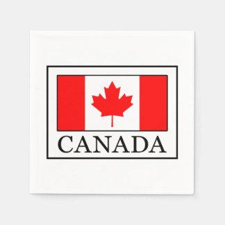 Canada Paper Serviettes