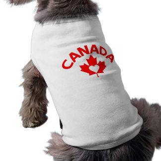 Canada pet clothing