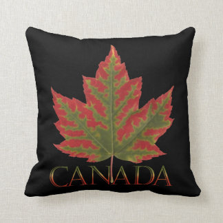 Canada Pillow Personalize Canada Maple Leaf Pillow