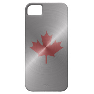 Canada Platinum Maple Leaf Barely There iPhone 5 Case