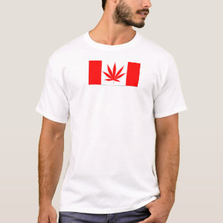 Canada Pot Leaf - Route420 T-Shirt