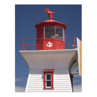 Canada, Prince Edward Island, Victoria. Postcard