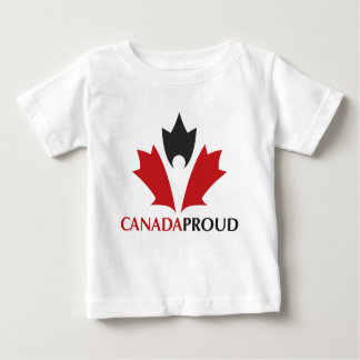 Canada Proud! Baby T-Shirt